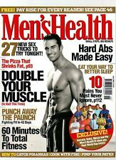 MENS HEALTH MAGAZINE - June 2006