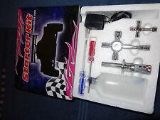 Nitro Glow Starter Kit Tool Set For gas R/C Car Truck
