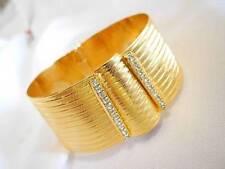 Trabzon Bileklik Altin Bileklik Gold 24 Karat Altin Kaplama Burma Armreif NEU