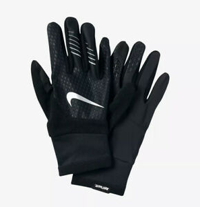 Nike Women's Therma-Fit Elite 2.0 Run Gloves MODEL NRGE1- Small