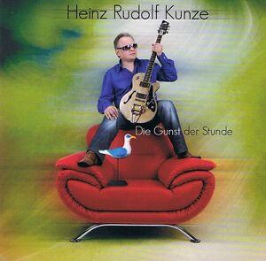 Heinz Rudolf Kunze - Die Gunst der Stunde - CD NEU Wie Man Tanzt Und Singt