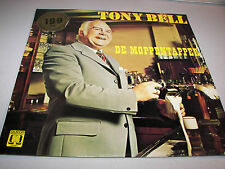 Tony Bell De Moppentapper  LP NM Omega 333.110 Comedy Belgium
