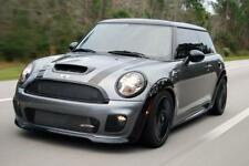 For Mini Cooper S R56 2007~2014 Type A Hood Scoop Exterior Add on Carbon Fiber
