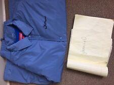 Supreme Arabic Logo Coaches Jacket Slate Small FW 17 In Hand