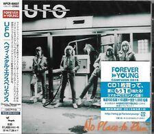 UFO NO PLACE TO RUN JAPAN 2014 REMASTERED CD+4 BONUS TRACKS  GIFT PERECT QUALITY