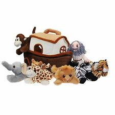 The Puppet Company - Hide-Away Puppets - Noah's Ark Puppet Set