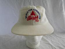 Bass Ale World Pub Expedition Baseball Cap Dad Hat Strapback