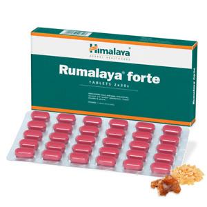 2X 30 Himalaya Rumalaya Forte for Bones Health (60 Tablets)   FREE SHIPPING