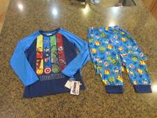 Marvel Avengers endgame Boy's 2-Piece Pajama Set large 10 12  PJ's NWT Stronger