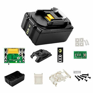 Battery Case Kit Replacement for  BL1830 with PCB Circuit Board Power Reli