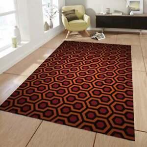 The Shining Rug, Fan Carpet Non Slip Floor Carpet,Teen's Rug,Area Rug