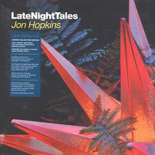 Jon Hopkins-Late night tales vinyle uk 2lp