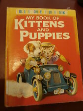 Wallace & Helps My book of Kittens and puppies illustré illustraded children