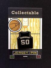"San Antonio Spurs David Robinson lapel pin-Classic Collectable-""The ADMIRAL"""