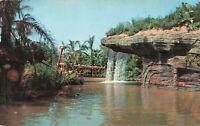 Postcard Adventureland Boat Ride Disneyland Anaheim California
