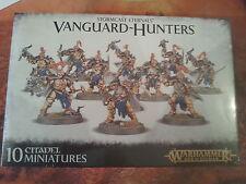 Warhammer edad de Sigmar stormcast los eternos Vanguard-Hunters-Nuevo y Sellado