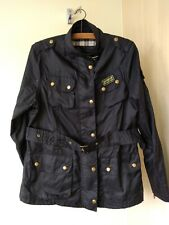 BARBOUR. WOMENS LIGHTWEIGHT BLACK JACKET SIZE12
