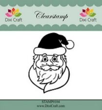 Dixi Craft Clear Stamp - Santa Claus - STAMP0104