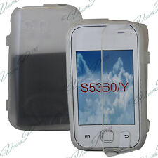 Case Cover Walet Book TRANSPARENT Samsung Galaxy Y Neo GT-S5360/ S5369i