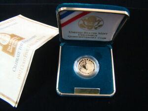 1992-W Gold $5.00 Proof Columbus Quincentenary Commemorative Coin 10616