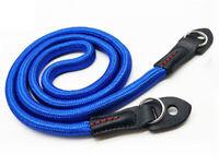 Cuerda de escalada Correa De Muñeca Lanyard Negro 9mm de ancho para Cámara Réflex Digital Micro Reino Unido Vendedor