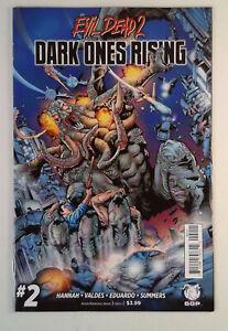 Evil Dead 2: Dark Ones Rising #2 (2016) Space Goat 9.0 VF/NM Comic Book