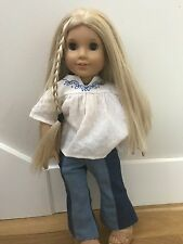 Julie Albright Doll  American Girl+ 3 Of Julies *RETIRED* Outfits