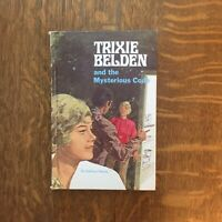 Trixie Belden and the Mysterious Code Hardcover Book by Kathryn Kenny 1970