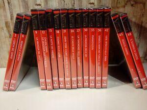 Serie di 15 DVD Voyager ai Confini della conoscenza DeAgostini Nuovi Blisterati
