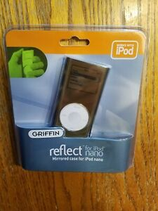 Griffin Reflective Case for Apple iPod Nano 2nd Gen 2G.  Lot of (4) Cases