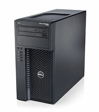 Dell Precision T1650  Intel Xeon 3.10GHZ Quad core,16GB,1TB  Win 7 Pro