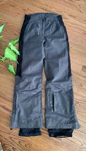 Obermeyer Ridgeline Ski Snowboard Snow Pants Women's Size 6 Gray