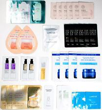 25 PCS Korean Cosmetic Samples US SELLER- Missha Laneige Lioele Hera Etude house