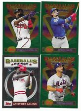 2020 Topps Baseball's Finest Flashback Online Exclusive -Pick Your Base Card