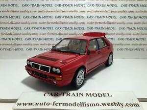 Lancia Delta HF Integrale Evoluzione II 1993 - RED - KYOSHO 1:18 1/18 1-18