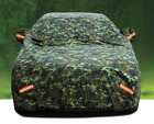 HEAVY DUTY CAMO POLY TARP TENT CAR BOAT COVER WATERPROOF LONA COCHE BARCO