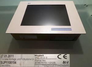 TCI   IPC-A12-3 Industrie Panel-PC  6-4 #836