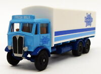 EFE 1/76 Scale Diecast Model 10902DL - AEC 6 Wheel Box Van