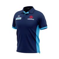 New South Wales Waratahs 2020 X Blades Players Polo Shirt Sizes S-5XL!
