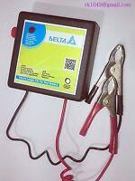 Pulsar / Rejuvenator  Reconditioner ead acid battery 12 volt + crockodile clips