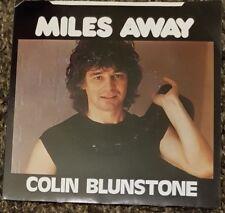 "COLIN BLUNSTONE - Miles Away ~7"" Vinyl Single~"