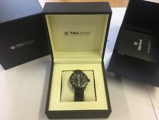 Mens Tag Heuer 2018  F1 (Formula One)  Watch + Box & Papers / Never Worn