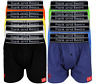 16 x Boxer Shorts 100% Cotton Pack Frank and Beans Mens Underwear