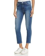 $178 JOE'S The Kass High Rise Slim Straight Ankle Jean in Sutton - Size 32 MINT