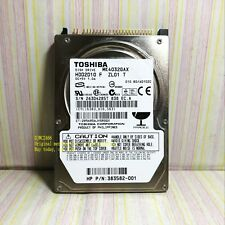 "Toshiba MK4032GAX 40 GB,Internal,5400 RPM,2.5"" (HDD2D10) IDE Notebook hard disk"