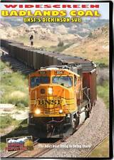 Badlands Coal BNSF's Dickinson Sub North Dakota DVD NEW