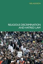 Religious Discrimination and Hatred Law by Neil Addison (2006, Paperback)