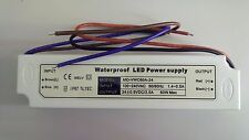 Moluce LED,IP67 waterproof 60W 24V power supply transformer driver,3 yrs warran.
