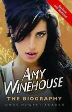 Amy Winehouse: The Biography by Chas Newkey-Burden, Book, New Paperback