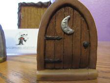 Fairy door, mouse door, doorway to middle earth for Miniature Fairy Gardens